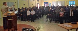 Actividades de Iglesia Manantial de Vida
