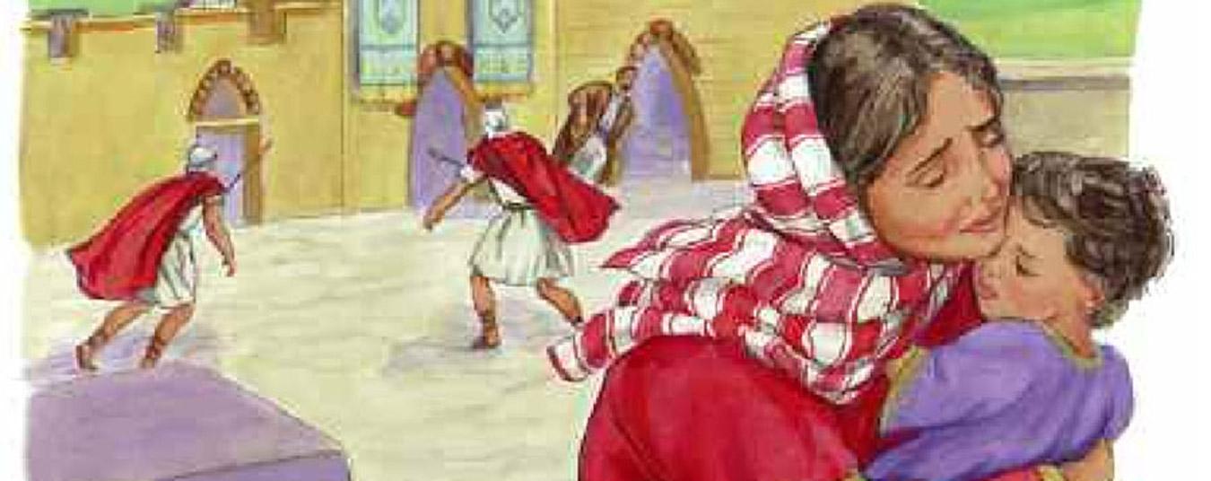 Josaba, una mujer valiente