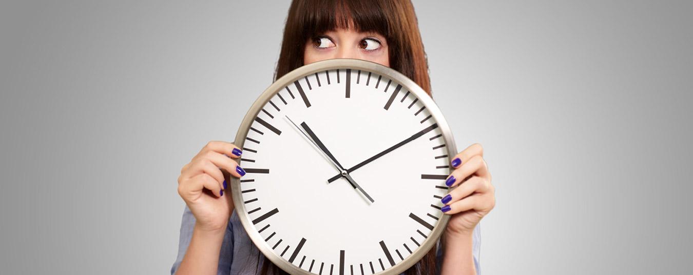 Aprendiendo sobre el uso del tiempo