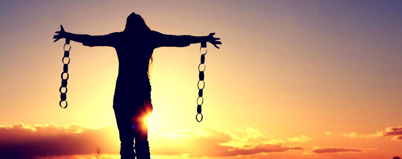 Dios te hizo libre