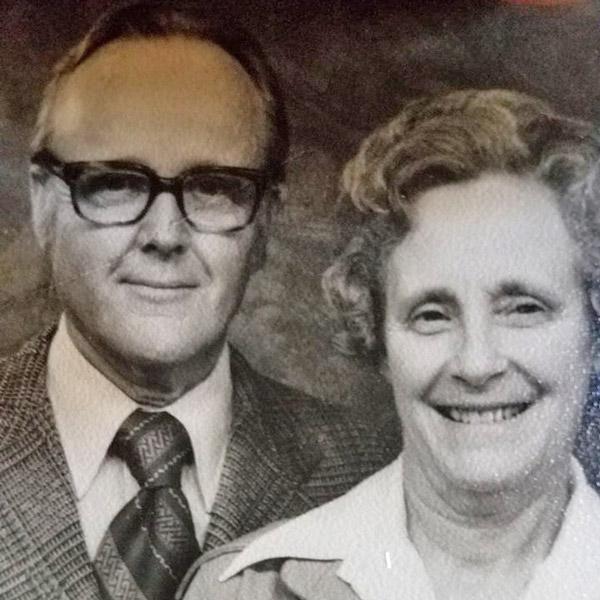 Felipe y Ruth Saint
